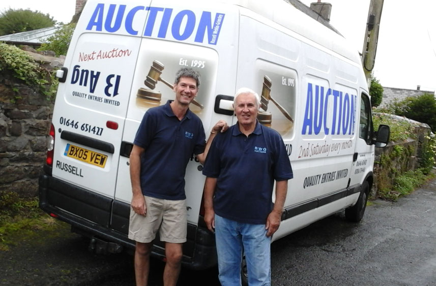 RWG Auctions Penbrokeshire