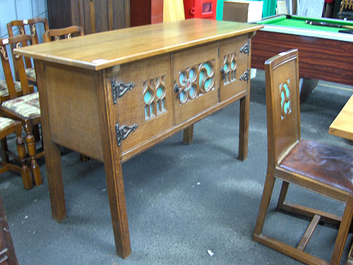 Furniture for auction